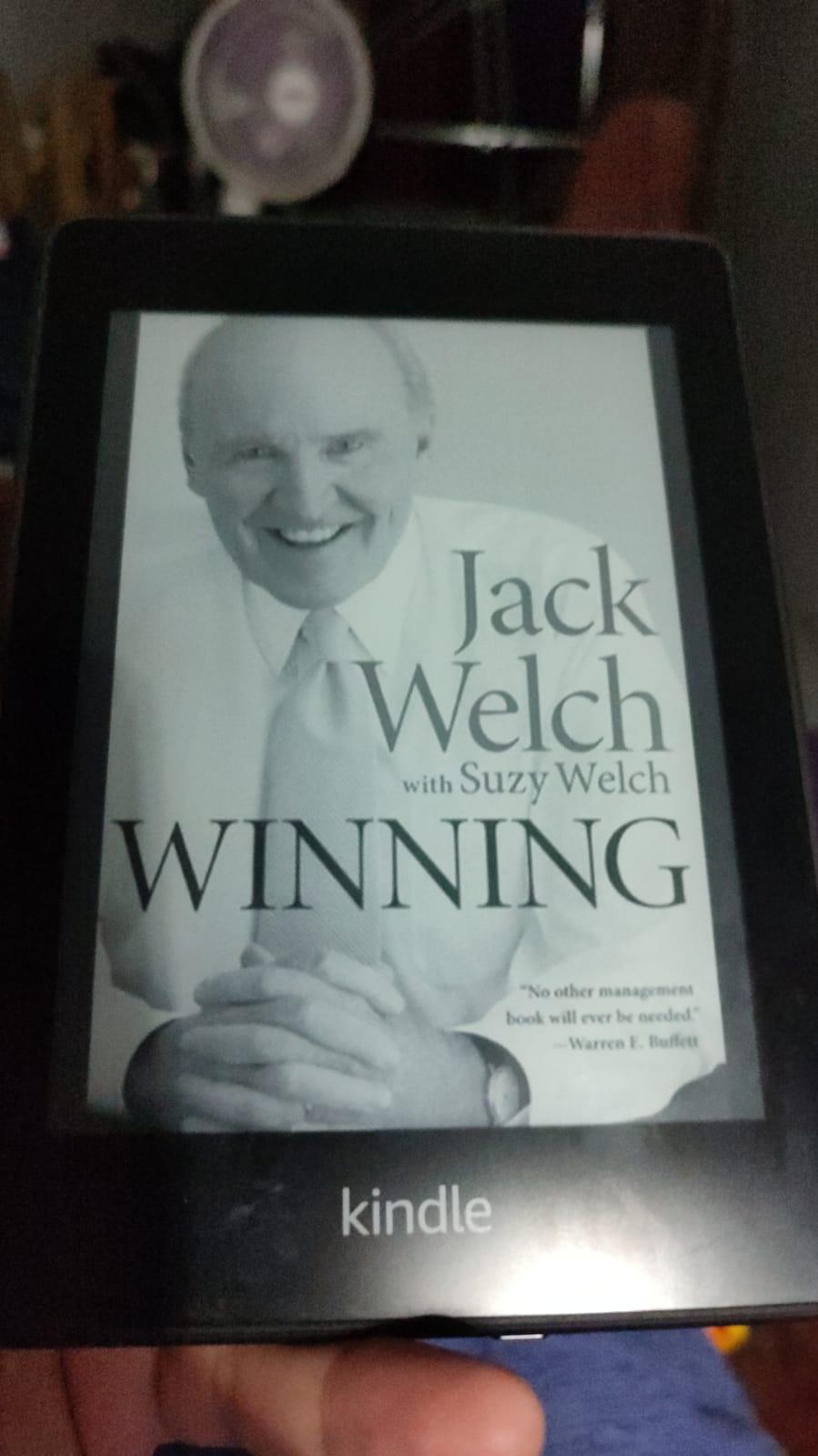 buku Winning karangan Jack Welch