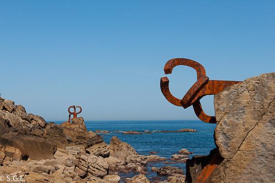 Peine del viento. 20 cosas para ver en Donostia