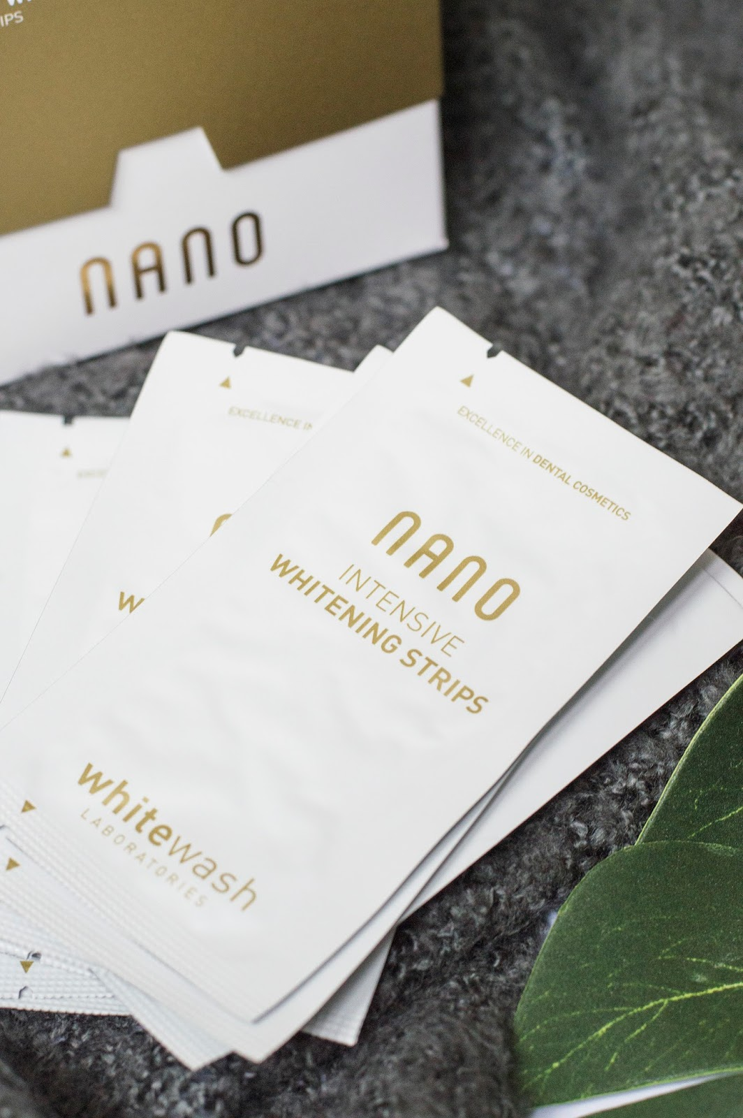 TEETH WHITENING WITH WHITE WASH LABS: NANO