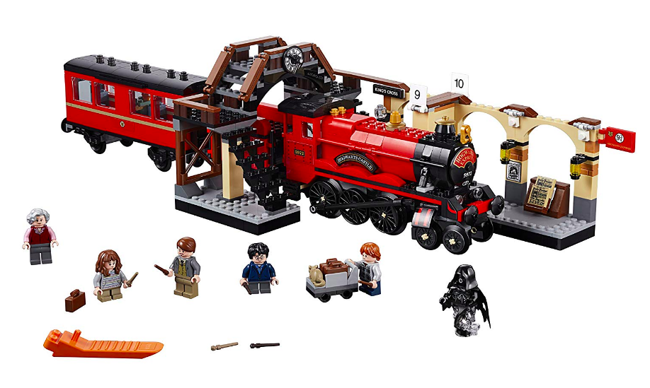 Amazon's Top 10 toys for Christmas 2018  - LEGO Harry Potter Hogwarts Express Train