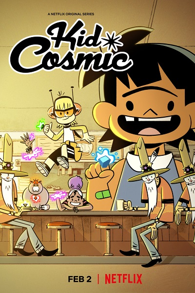 Download Kid Cosmic (2021) S02 Dual Audio [Hindi+English] 720p + 1080p WEB-DL ESubs