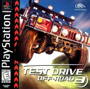 Test Drive Off-Road 3 (1999) PS1 Download