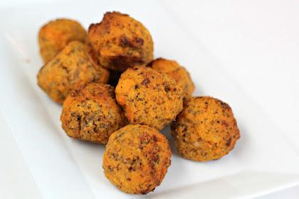 Spicy Keto Sausage Balls