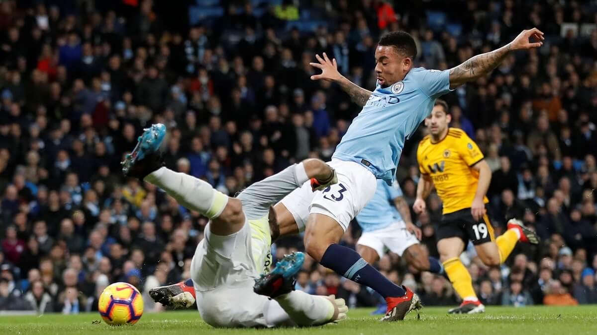 مشاهدة مباراة ولفرهامبتون ومانشستر سيتي بث مباشر 06-10-2019 في الدوري الانجليزي