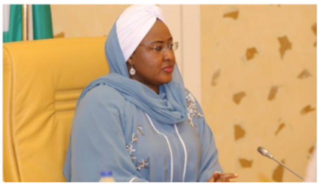 Insecurity: All Nigerians are soon to travel abroad; Aisha Buhari is said to be leaving Aso Rock Villa for Dubai for security reasons.