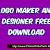 Free logo maker and offline designer free download
