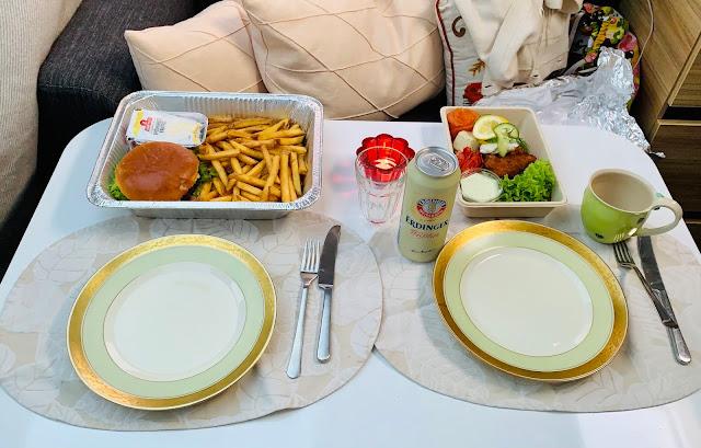Sallingsund camping færgekro mors gourmet take away