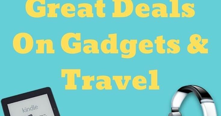 Prime Day 2020 Is Happening With Great Travel & Gadget Deals
