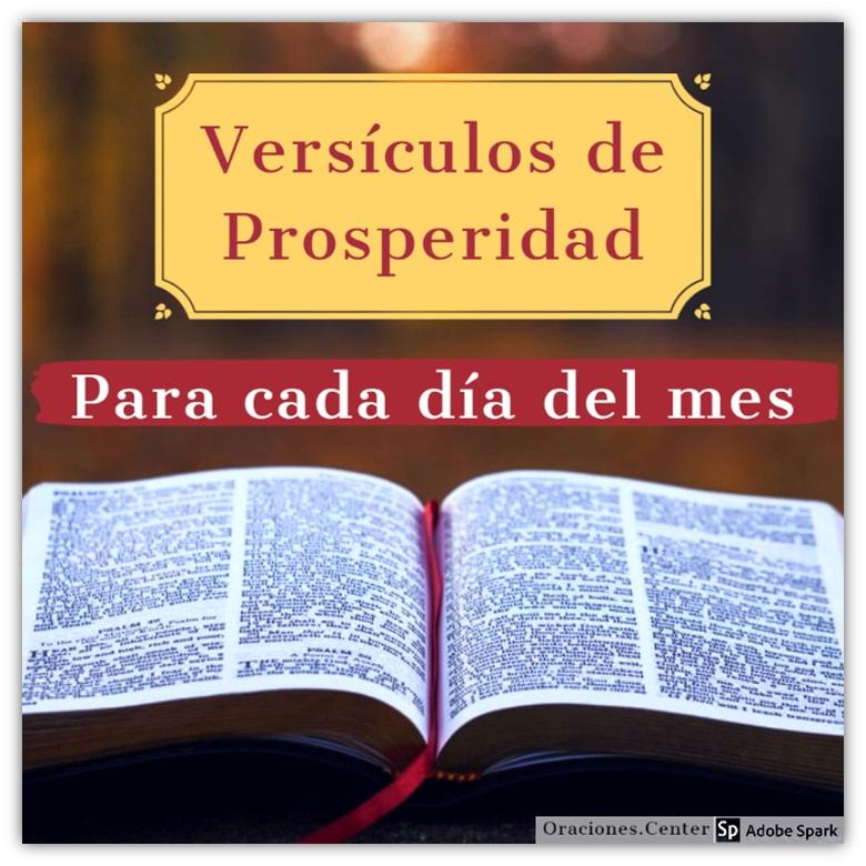 31 Versículos de Prosperidad Económica