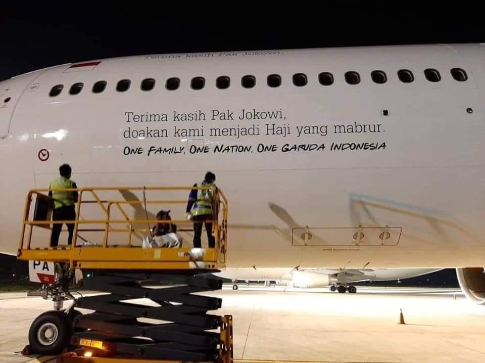 Alasan Direksi Garuda Indonesia Harus Dipecat