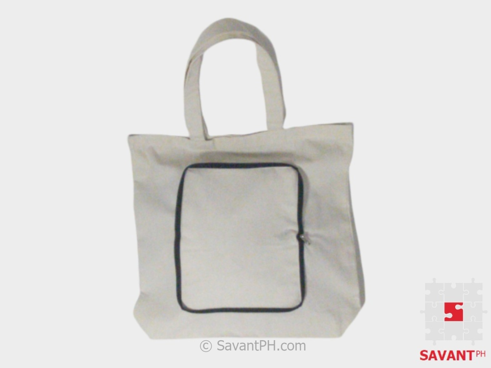 Plain Canvas Foldable Tote Bag Philippines