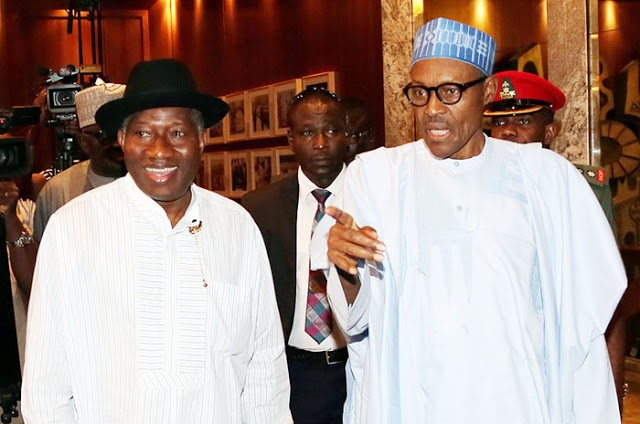 Jonathan failed to save for rainy day - Buhari