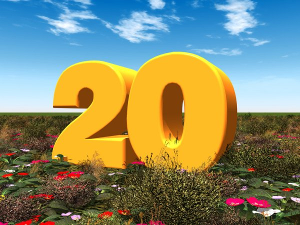 40 Interesting Facts About Number 20