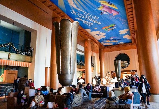 tokyo Disney Ambassador Hotel, 東京迪士尼大使大酒店