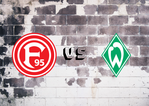 Fortuna Düsseldorf vs Werder Bremen  Resumen