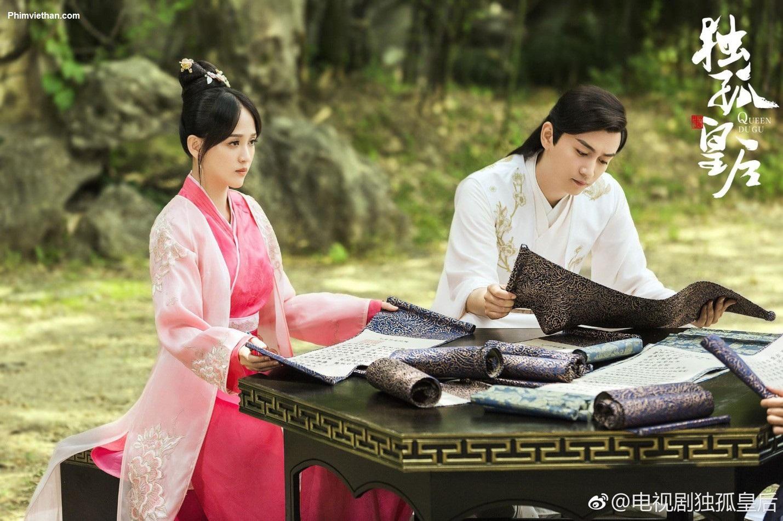 Phim độc cô hoàng hậu Trung Quốc