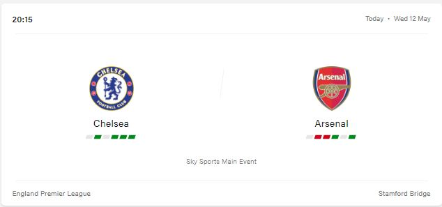 Chelsea vs Arsenal Preview and Prediction 2021