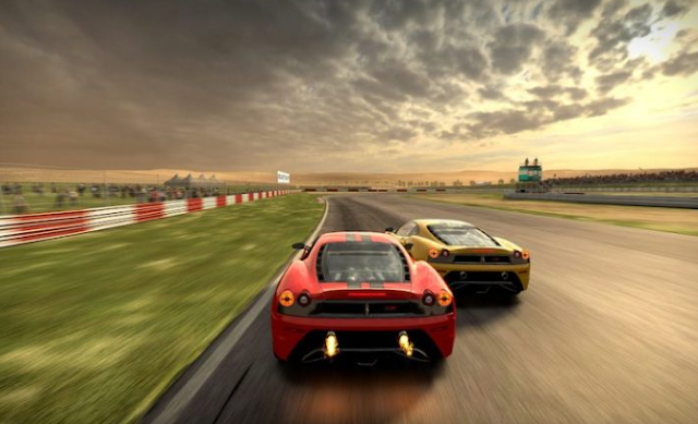 Racing games on PS4 alternative to the famous Forza game