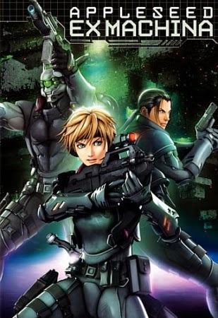 Download Appleseed Saga Ex Machina