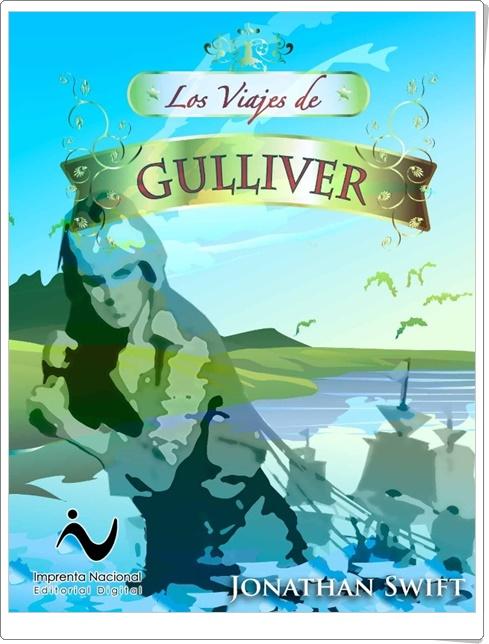 """Los Viajes de Gulliver"" de Jonathan Swift"