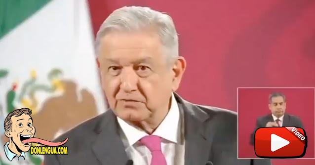 López Obrador acusa a los Estados Unidos de Censura contra el Presidente