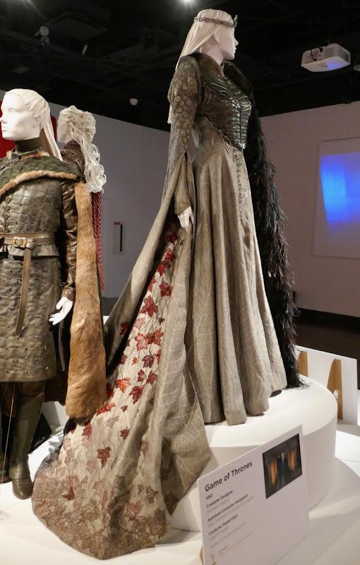 Sansa Stark Game Thrones Queen of North costume