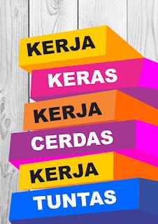 Free Poster Motivasi CDR