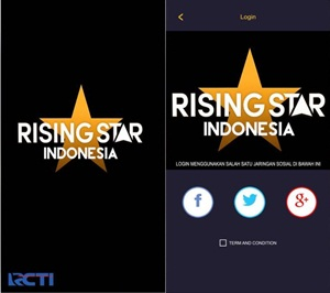 Cara Voting Rising Star Indonesia 2017