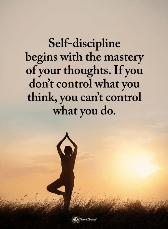 Self Discipline Quotes, Quotes,