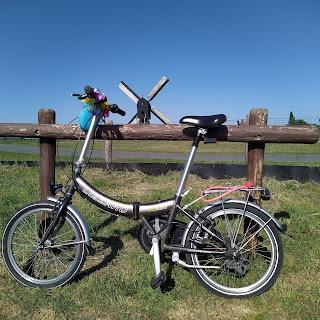 geocaching zuid holland caches zoeken molen fiets