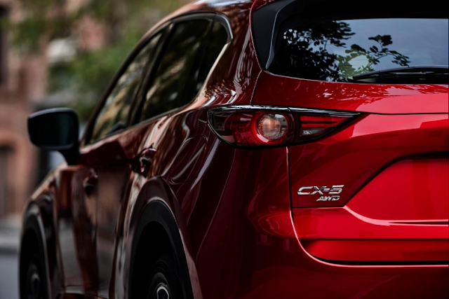 2018 Mazda CX-5 Diesel Features