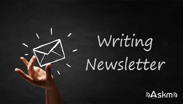 4 Tips for Writing an Effective Newsletter: eAskme