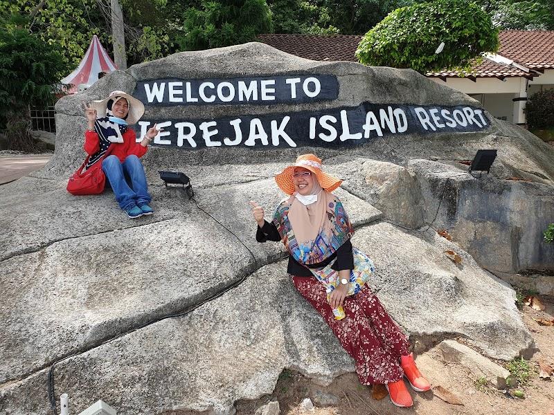 Jalan-Jalan Pulau Jerejak 2020