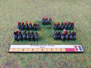6mm Cavalry for Blucher
