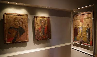 Στην Αθήνα η έκθεση «Το ημέτερον κάλλος. Βυζαντινές εικόνες από τη Θεσσαλονίκη»