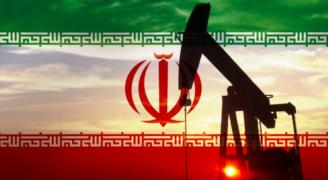 Iran, Wojna i Złoto