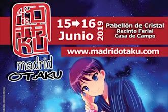 Madrid Otaku tendrá lugar los días 15 y 16 de junio