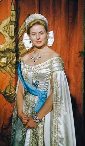 Ingrid Bergman como Anastasia