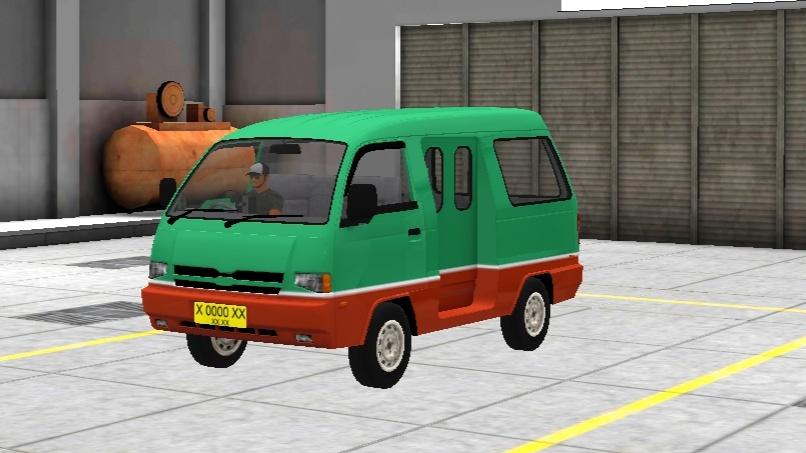 64 Mod Bussid Mobil Angkot HD