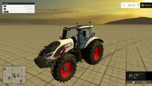 Grassmen Valtra tractor