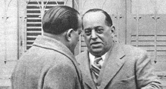 Entrevista a José Sanjurjo en febrero de 1936