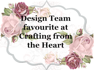 DT Favorite Crafting From The Heart Challenge Blog