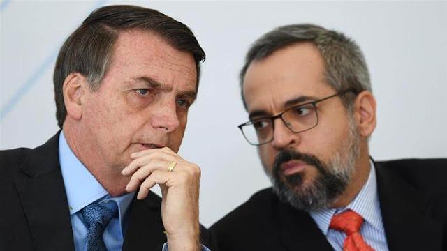 Brazil education minister jailed