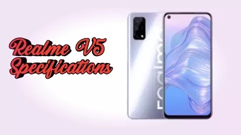 Realme V5 with 5,000 mAh battery launch on August 3.