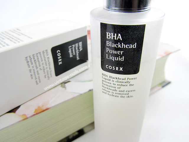 Cosrx, BHA Blackhead Power Liquid, cosmetica coreana, korean cosmetics
