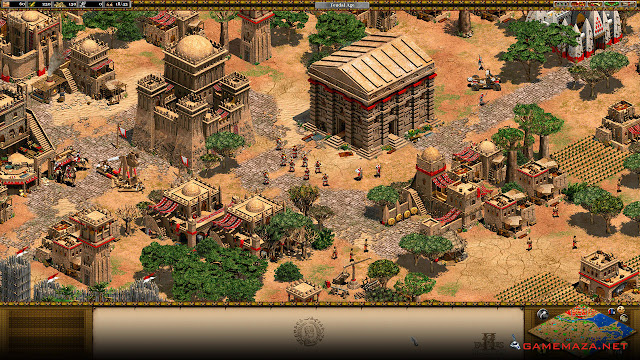 Age of Empires II The African Kingdoms Gameplay Screenshot 1