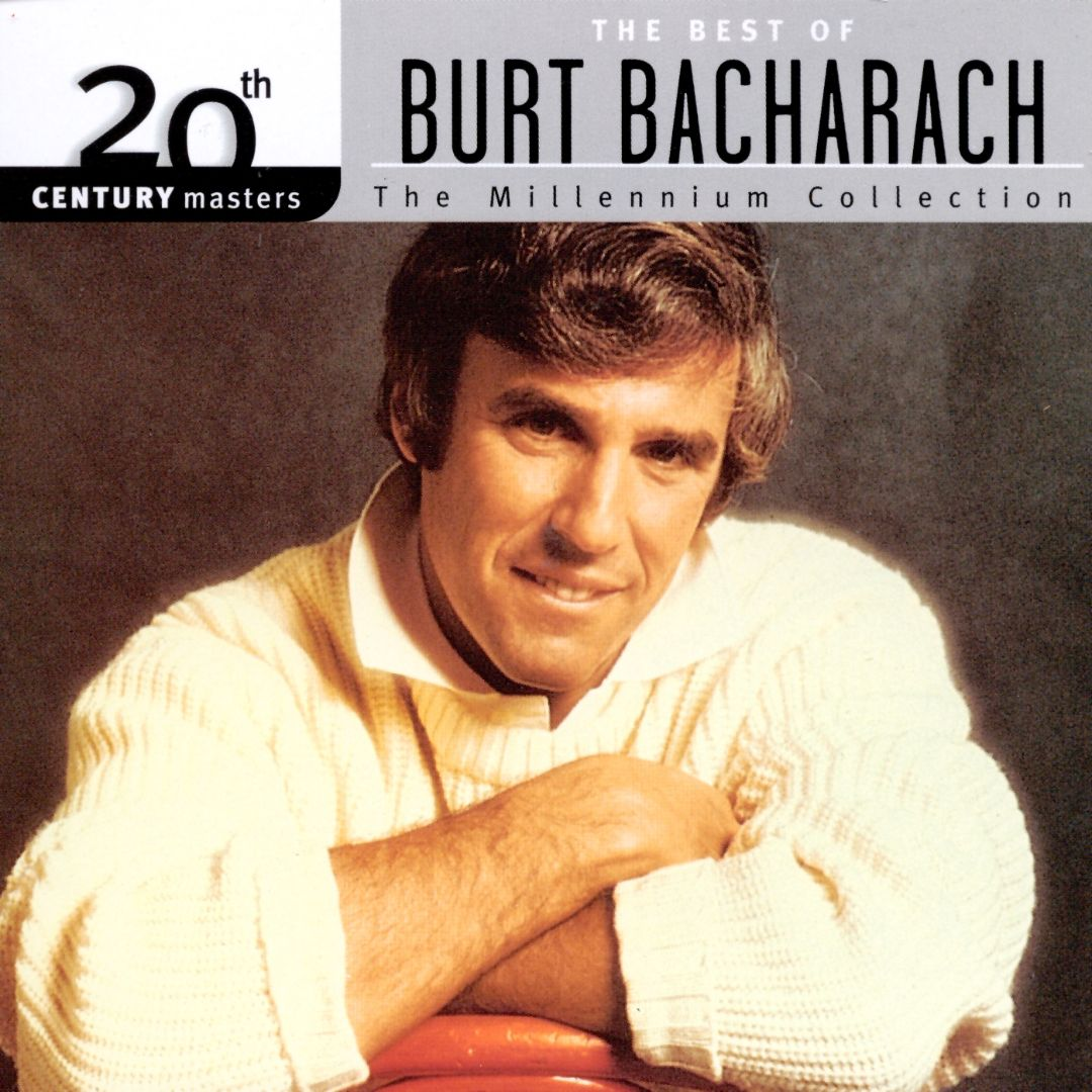 The Cd Project Burt Bacharach Best Of 1999