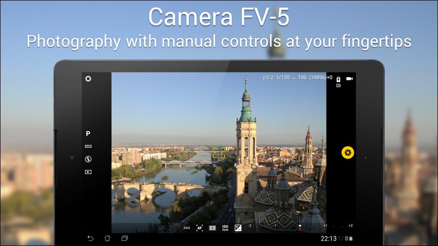 تحميل 8 تطبيقات اندرويد صور تمكنك من تحويل الهاتف الى كاميرا احترافية بمميزات رهيبة