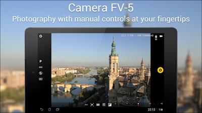 8 تطبيقات مهمة تمكنك من تحويل كاميرا الهاتف الى كاميرا احترافية بمميزات رهيبة