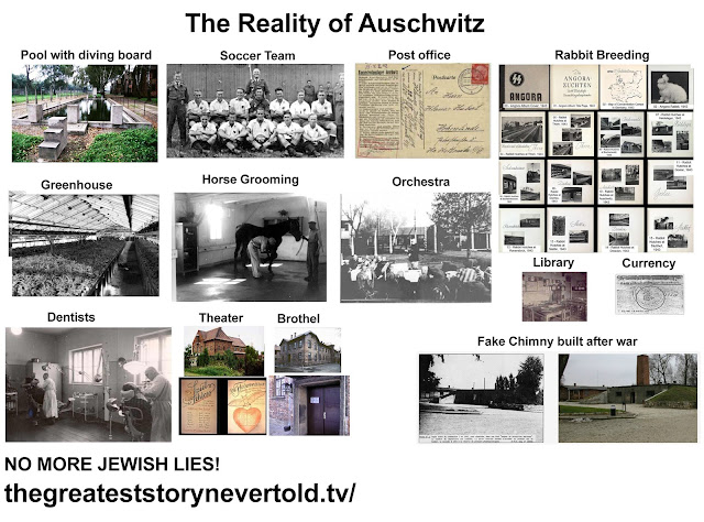 Can You Debunk These Holocau$t™ Memes? ZzzHoloAuschwitz